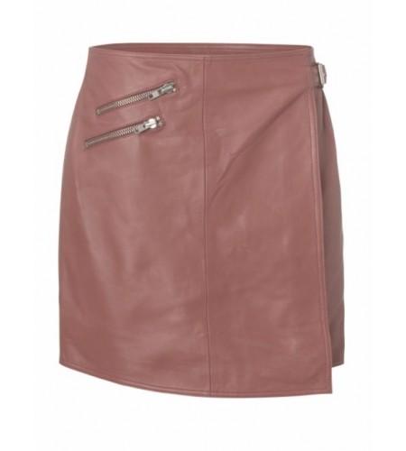 Eligio buckel skirt - skind