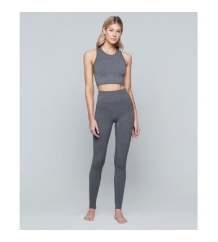 MOONCHILD SEAMLESS LEGGING - SHADOW GREY