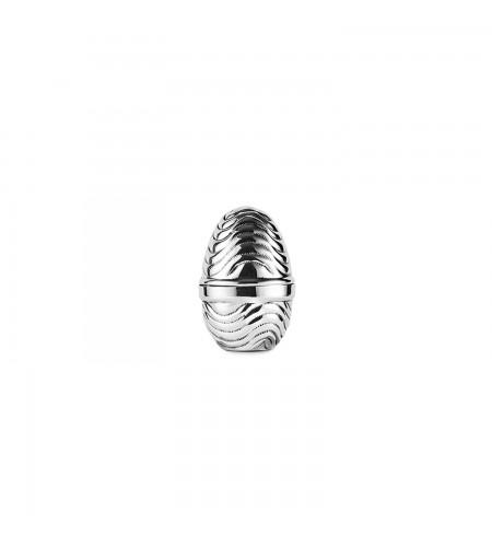 Silver Egg Miniature