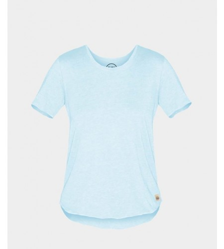4025 | ELSK® GUS WOMEN'S TEE | CORYDALIS BLUE