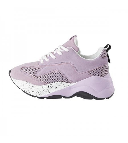 Bianco Becky Ruskind Sneakers Lilla