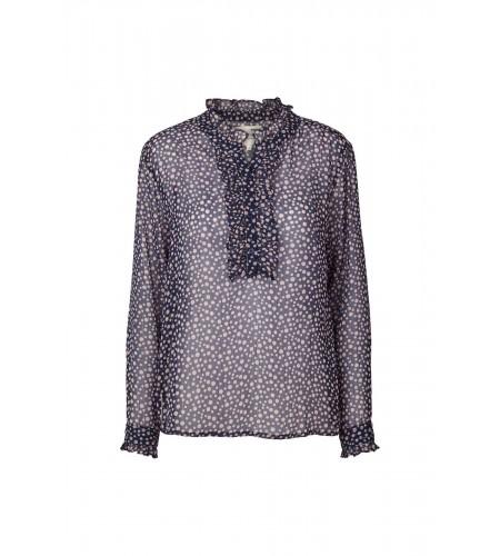 Franka shirt - Dot print