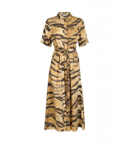 Gabriela dress - Golden hour
