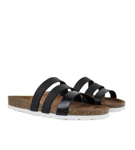 Taimi Sort Sandal
