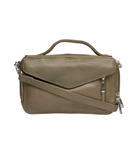 Christina bag - army - gul