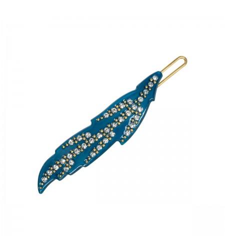 Petite Leaf hair pin