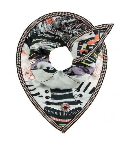 Double Tribal Masks 419
