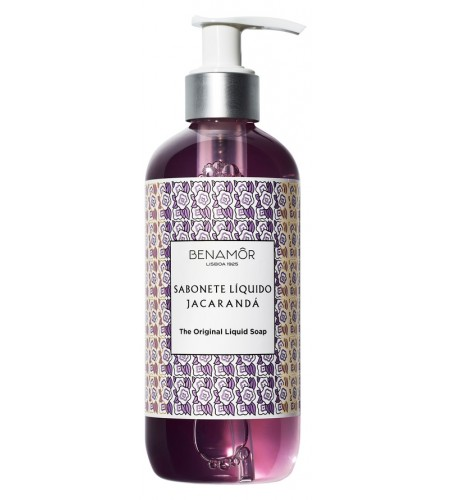 Jacarandá Liquid Soap 300 ml