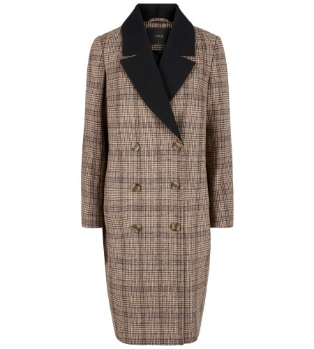 YASCARMELLA COAT