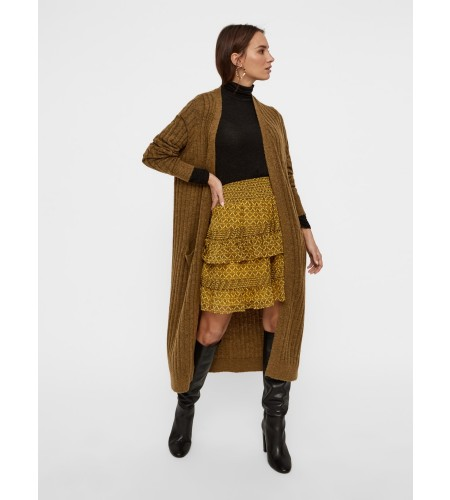 Yascampus LS long knit cardigan.