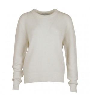 Dina knit - off white
