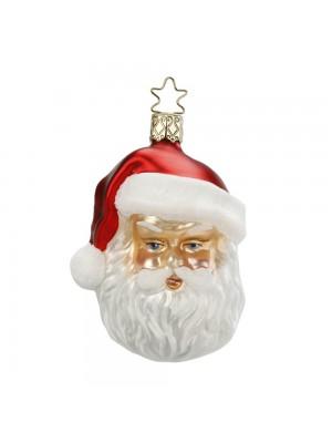 Mundblæst julemand