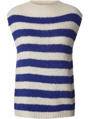 Lollys Laundry Rosa Vest Neon Blue