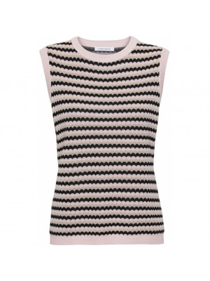 Nicko stripe vest
