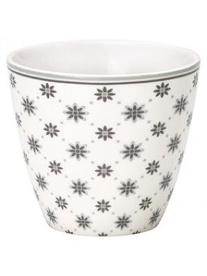 GreenGate Lattekop - Latte Cup Laurie White