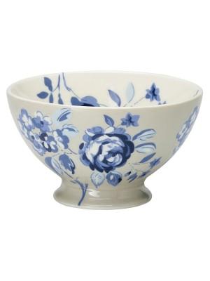 GreenGate Suppeskål - Soup Bowl Amanda Dark Blue
