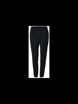Clady black pant, YAS