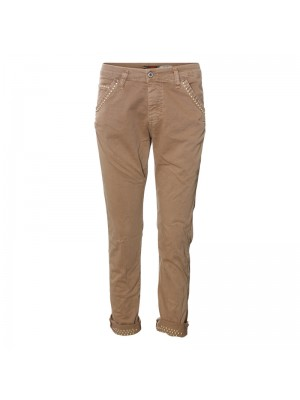 PLEASE JEANS - P35TDR7 FANCY CAMEL