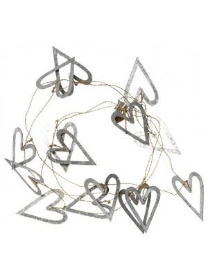 Hjerte kæde