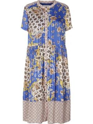 LOLLYS LAUNDRY  ALIYA DRESS BLUE