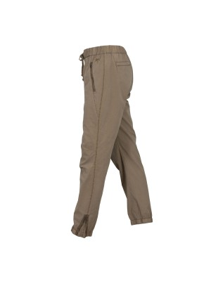 Memphis Woven Pants Tobacco