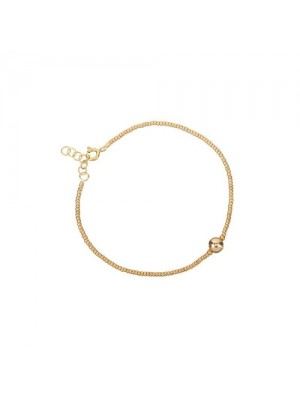 Armbånd - Guldkugle