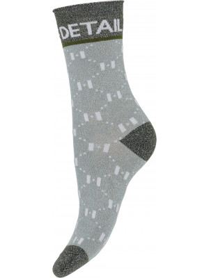 Hype The Detail - Fashion Sock 75 - Green 9065