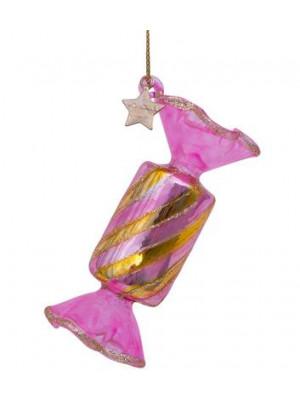 Bolche pink 7 cm