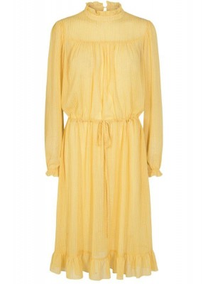 Jasmin Dress -  Yellow