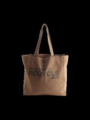 "IsidoraMBG ""Recycle Hero"" Shopper, Recycled"