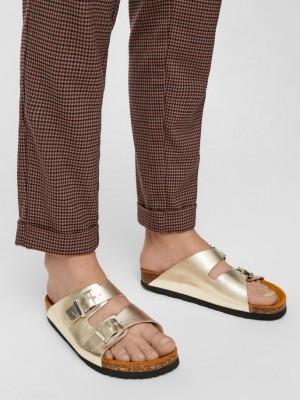 Twin strap sandal