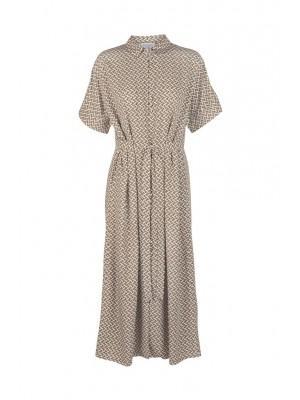 Hofmann copenhagen Annie dress Bronze print