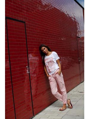 Memphis Pants Blush