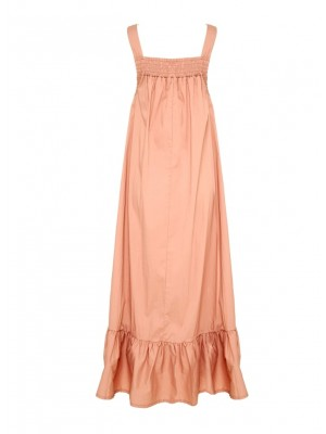 Bella Strap dress - Rose