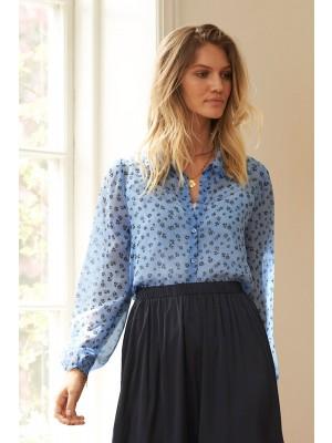 Julie Shirt - Flower Print