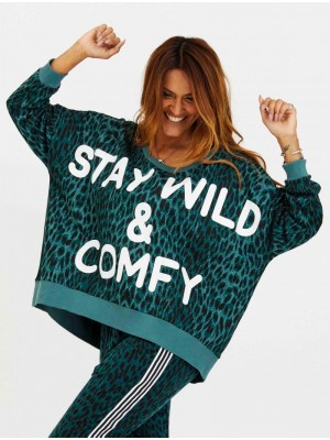 Come as you are green leo - Comfy Copenhagen