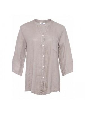 Tiffany Hørskjorte 18973 Nougat