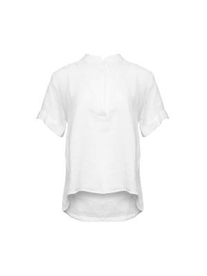 191592 Epsi Top Linen, hvid