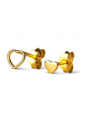 Family Love - gold shiny