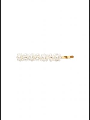 Flower Pearl - Hårspænde