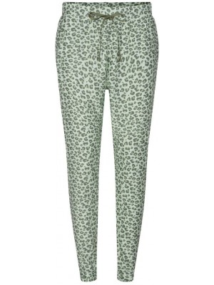 LIBERTÈ - Alma Pants - Rose Leo - Mint leo