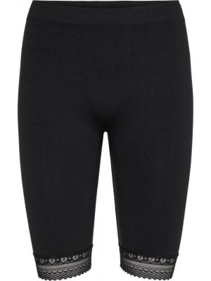 LIBERTÈ - Ninna Lace shorts - Black