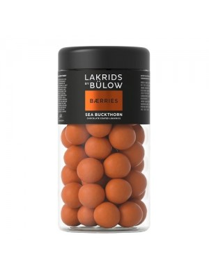 Lakrids by Bülow  Bærries Sea Buckthorn