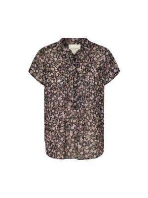 Heather Shirt - Flower Print