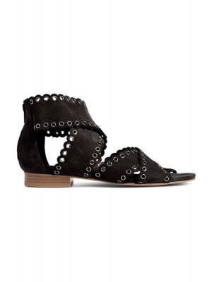 STYLESNOB | HILDA | SORT sandal