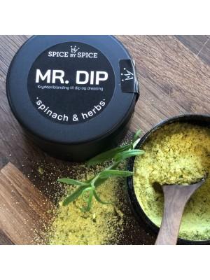 Mr. DIP – KRYDDERIPULVER TIL DIP OG DRESSING