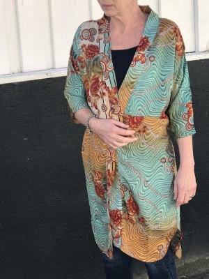Sissel Edelbo Magnolia Long Kimono