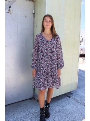 VANESSA DRESS - FLOWER