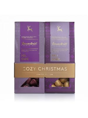 COZY CHRISTMAS, 2 x 120g limited edition karameller