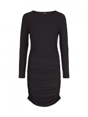 LIBERTÈ - Alma-Long-Dress - Black